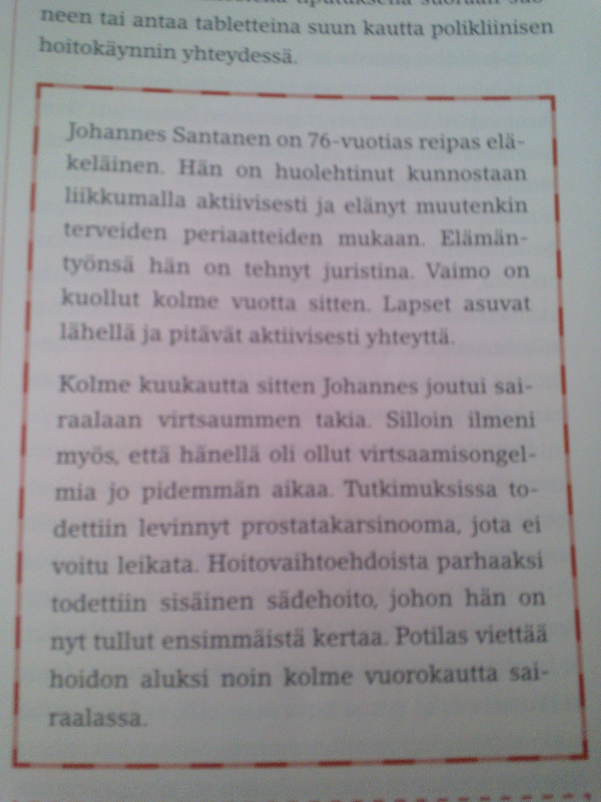 Vetrea Hannun Linna -palvelukoti, Tampere
